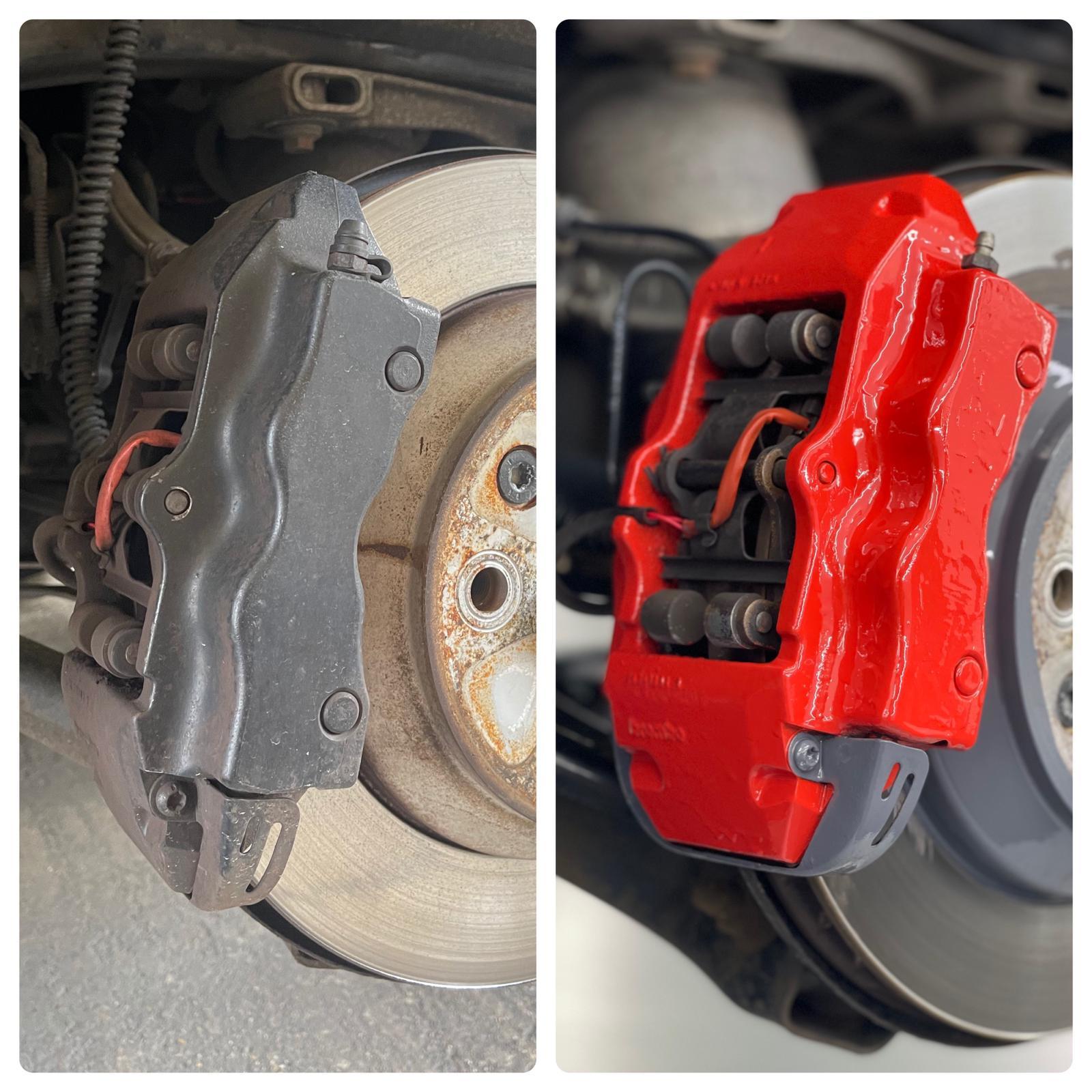 Brake Callipers Restoration